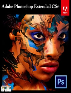 Adobe Photoshop Portable CS6 13.1